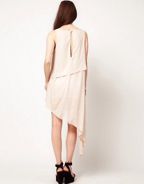 Image 2 ofStaple Layered Asymmetric Dress