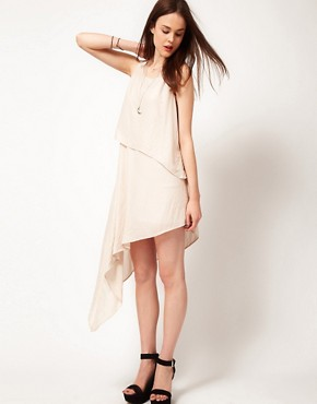 Image 4 ofStaple Layered Asymmetric Dress
