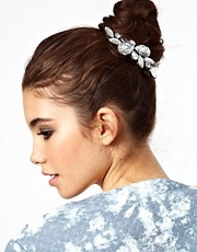 ASOS Stone Hair Brooch