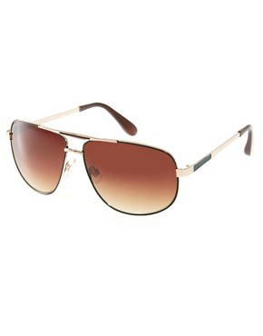 Image 1 ofJeepers Peepers Sydney Aviator Sunglasses