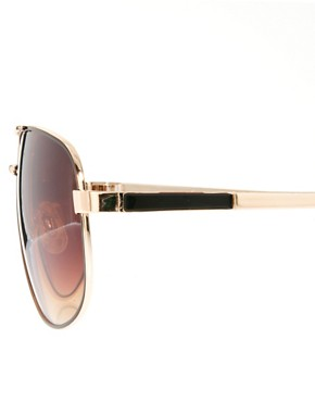 Image 4 of Jeepers Peepers Sydney Aviator Sunglasses
