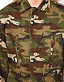Image 3 ofASOS Camo Army Parka