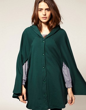 Image 1 ofAmerican Apparel Fleece Cape