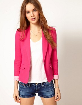 Image 1 of Hilfiger Denim Bright Blazer