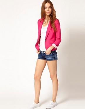 Image 4 of Hilfiger Denim Bright Blazer