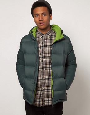 Image 1 ofUnited Colors of Benetton Bubble Jacket