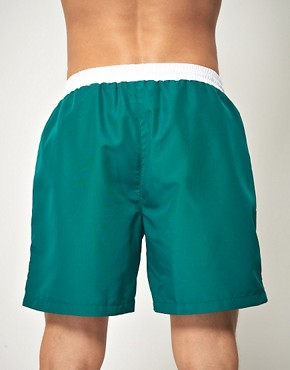 Image 2 ofBoss Black Star Fish Swim Short