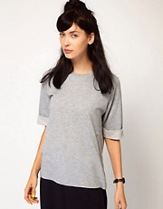 Cheap Monday Sweat T-Shirt