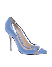 Dune Behave Perspex Court Shoes