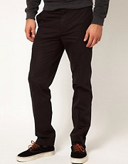 Dockers Trousers Tapered Plain Weave