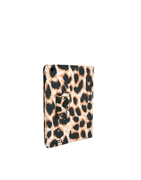 Image 2 ofASOS Leopard Print iPad Case