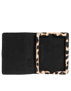 Image 4 ofASOS Leopard Print iPad Case