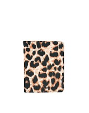 Funda para iPad con estampado de leopardo de ASOS