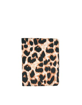 Image 1 ofASOS Leopard Print iPad Case
