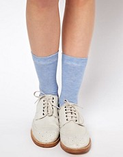 ASOS 3 Pack Marl Ankle Socks