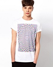 New Love Club T-Shirt Digital Burst