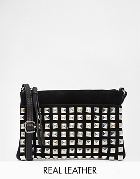 ASOS Studded Cross Body Bag