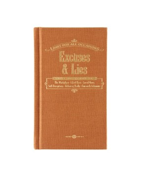 Image 1 ofExcuses and Lies Book
