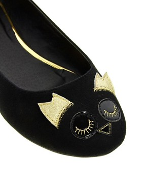Image 4 ofASOS LARRY Ballet Flats