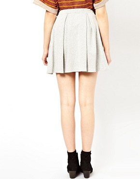 Image 2 ofRiver Island Box Pleat Skirt