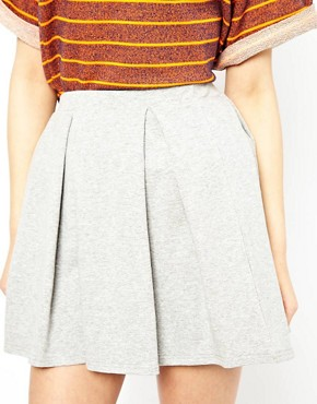 Image 3 ofRiver Island Box Pleat Skirt