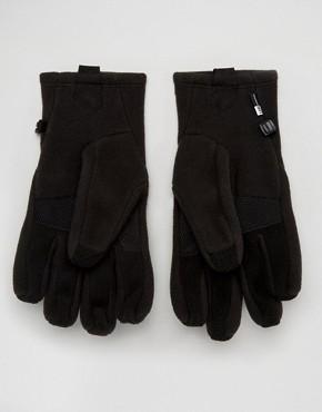 The North Face Denali Etip Glove Tech Fleece in Tnf Black