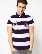 French Connection Striped Polo