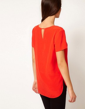 Image 2 ofWhistles Oversized Pocket Tee