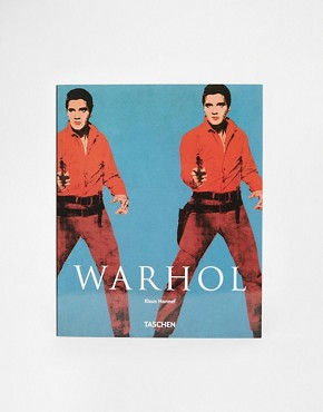 Warhol Pop Art Book