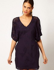 ASOS Dress In Cutwork