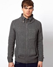 Guide London Funnel Neck  Knit
