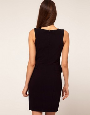 Image 2 ofHybrid Sleeveless Peplum Dress