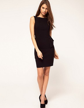 Image 4 ofHybrid Sleeveless Peplum Dress