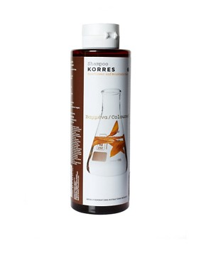Image 1 of Korres Sunflower & Mountain Tea Shampoo For Coloured Hair 250ml