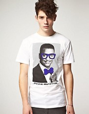 Camiseta con estampado de Carlton exclusiva para ASOS UK de BePriv