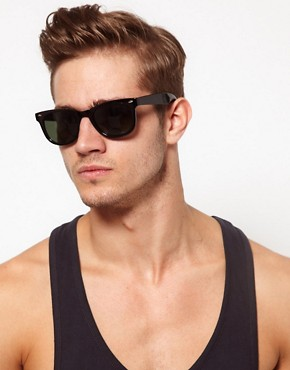 Image 3 ofASOS Folding Wayfarer Sunglasses