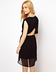 Vero Moda Cut Out Back Dress