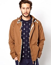 Brave Soul Hooded Jacket