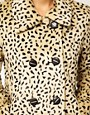 Image 3 of Free People Cheetah Coat in Faux Fur
