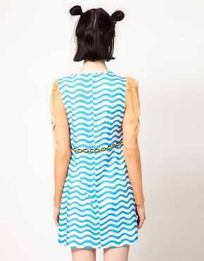 Image 2 ofThe Rodnik Band Sailor Dress