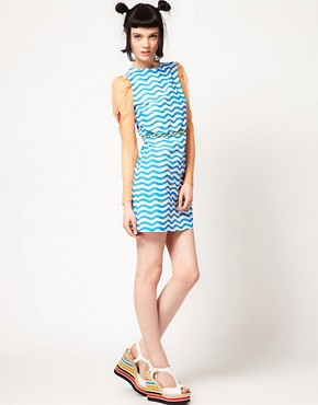 Image 4 ofThe Rodnik Band Sailor Dress