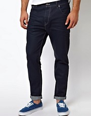 ASOS Tapered Jean With Premium Coating