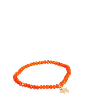 Image 1 ofOrelia Bright Beaded Friendship Bracelet