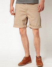 J Lindeberg Shorts Twill