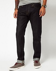 Carhartt Jeans Buccaneer Regular Tapered Raw