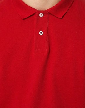 Bild 3 von ASOS  Polohemd aus Pikee-Jersey