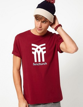 Image 1 ofFenchurch Icon T-Shirt