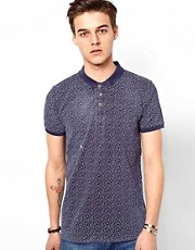 Brave Soul Washspray Polo Shirt