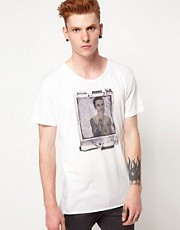 Lot 78 T-Shirt Punk Polaroid