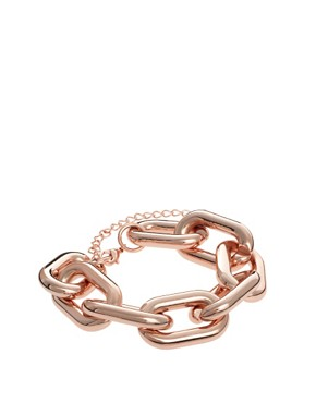 Image 1 ofASOS Open Link Chain Bracelet
